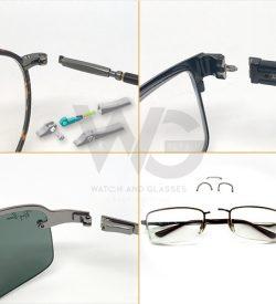 Metal Frame Repair MG2