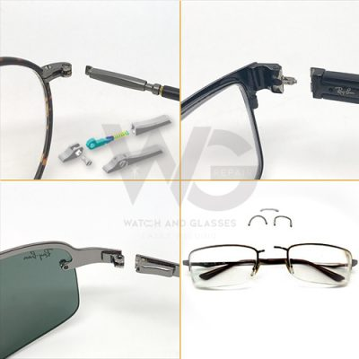 Metal Frame Repair MG2