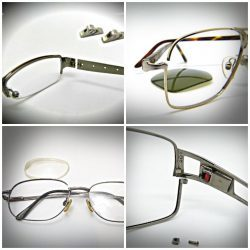 Titanium Glasses Repair