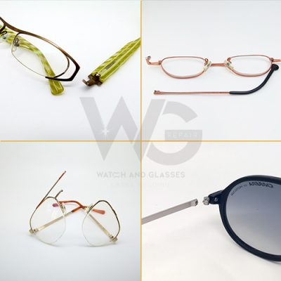 metal glasses repair MG1