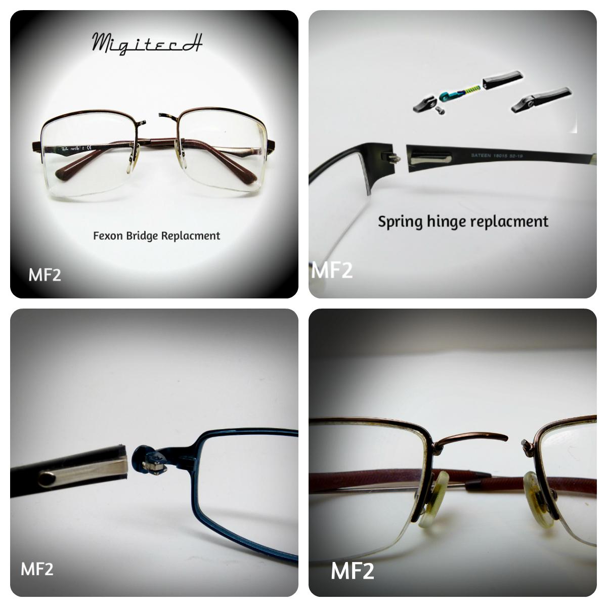 6563d5d116c3 Glasses Repair: Flexon Glasses Repair