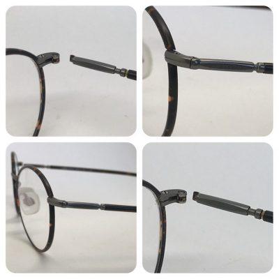 Metal Glasses Spring hinge repair