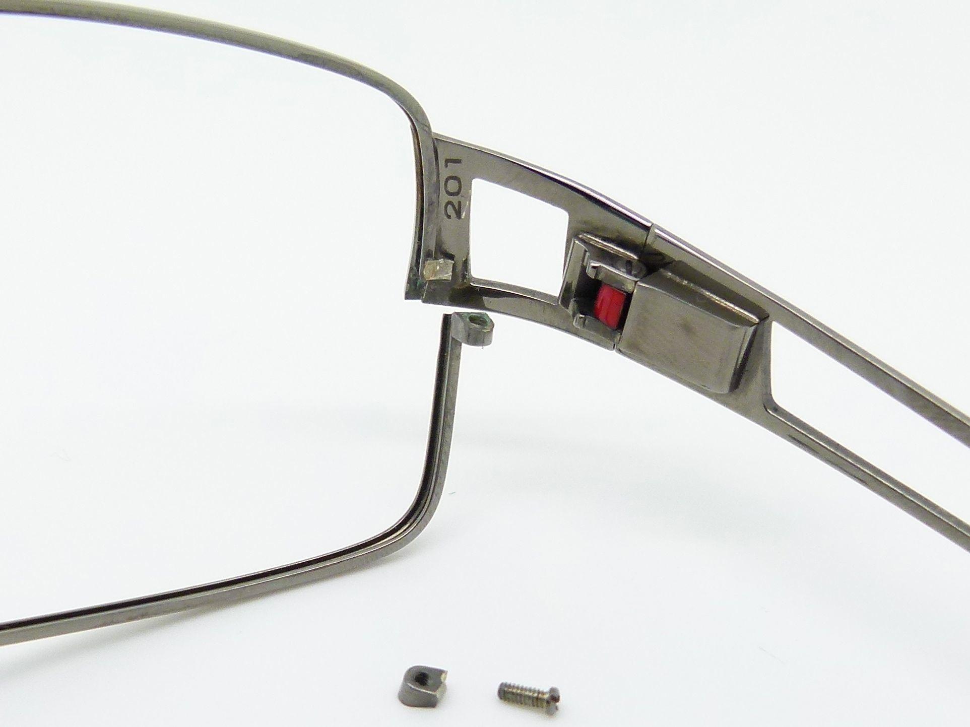 96d6796f1c Metal Frame Repair – Spring Hinge. Glasses Repair MelbourneRay Ban Aviator  sunglasses