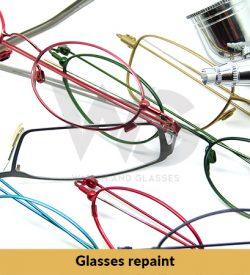 Glasses Repainting / Coating