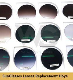 Sun Glasses Lenses Replacement HOYA