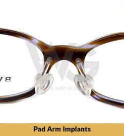 Glasses Conversions / Nose Pad Implants