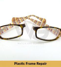 Plastic Frame Repair