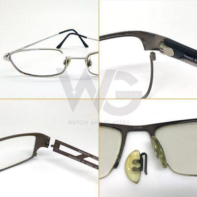 metal glasses repair MG1