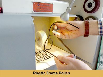 Plastic Frame Polish